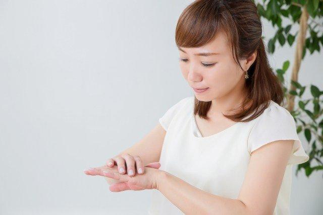 「手水虫」の画像検索結果