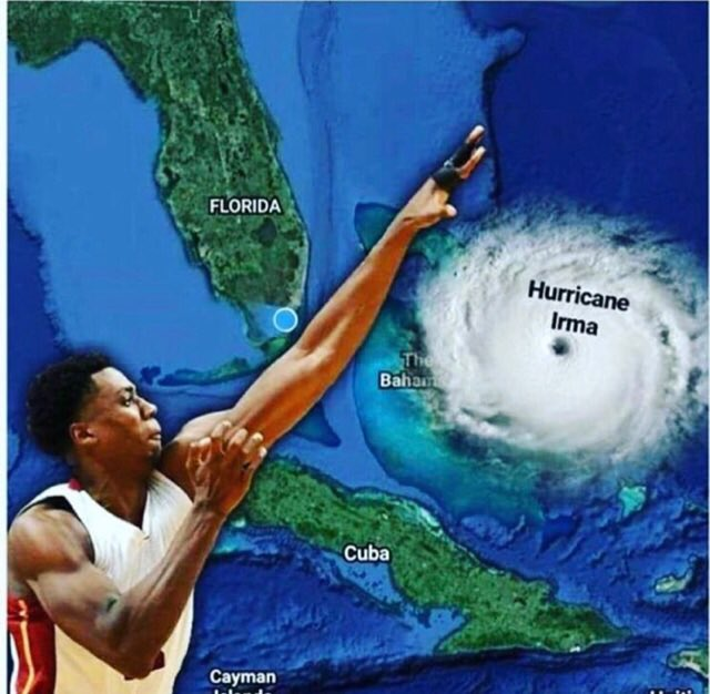 we gone need my bro @youngwhiteside to show up for the #IrmaBLOCKParty #IssaCat5 https://t.co/ppVQpWsbyV