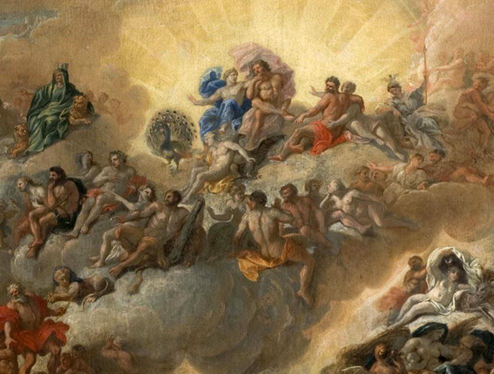 Image result for the olympus gods mitologi yunani
