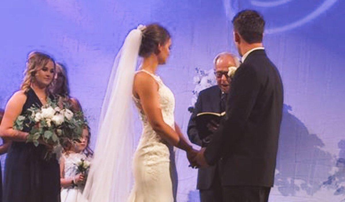 Married woman looking