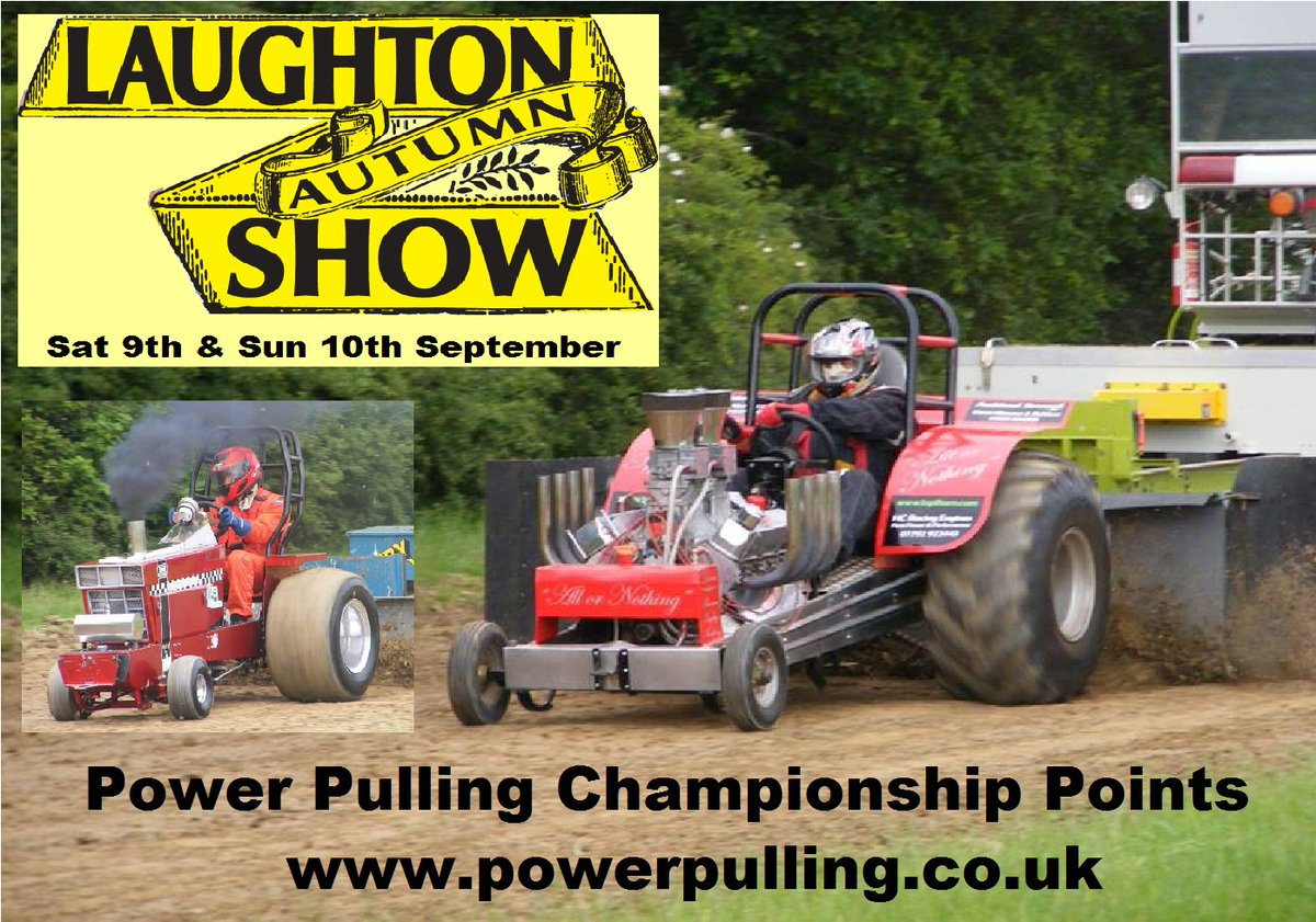 Power Pulling On Twitter Join Us This Weekend For Championship