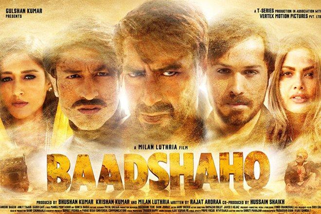 #Baadshaho box office collection Day 4: #AjayDevgn, #EmraanHashmi starrer hits Rs 50 cr mark https://t.co/njkHg2qZYq