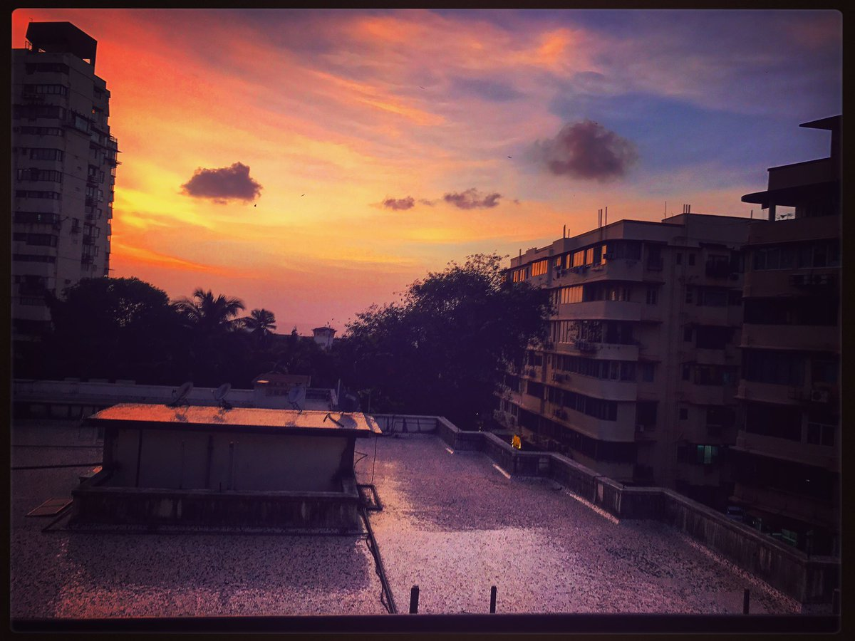 Aarti Chabria On Twitter With Every Sunset A New Hope Is Born