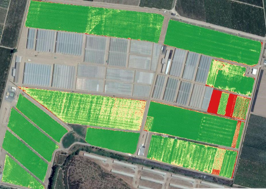 Another satisfied customer... Multispectral imaging with our partners from @instacrops  #skyquestchile #drones #sensefly #precisionag #ebee <br>http://pic.twitter.com/zBSN0ZGSzr