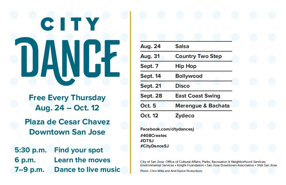 citydancesj hashtag on Twitter