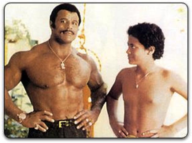 Happy 73rd Birthday to WWE Hall Of Famer & father to The Great One Rocky Johnson!