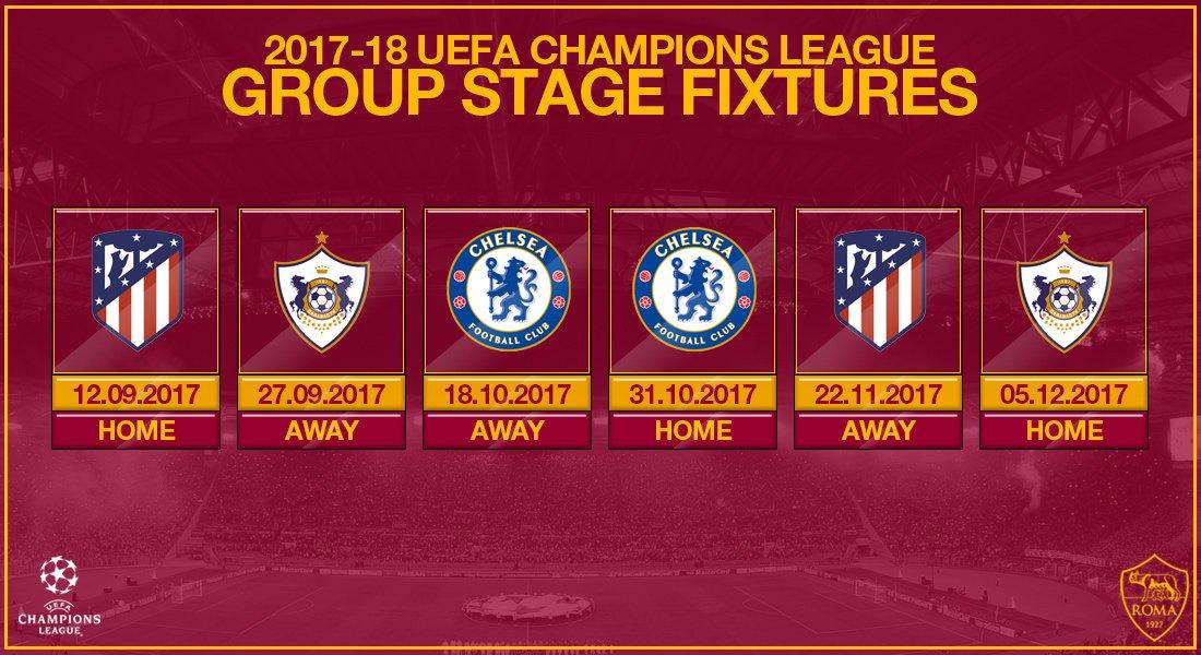 Le calendrier de la Champions/Europa League - Page 14 DIA9GjdXYAAx6gR