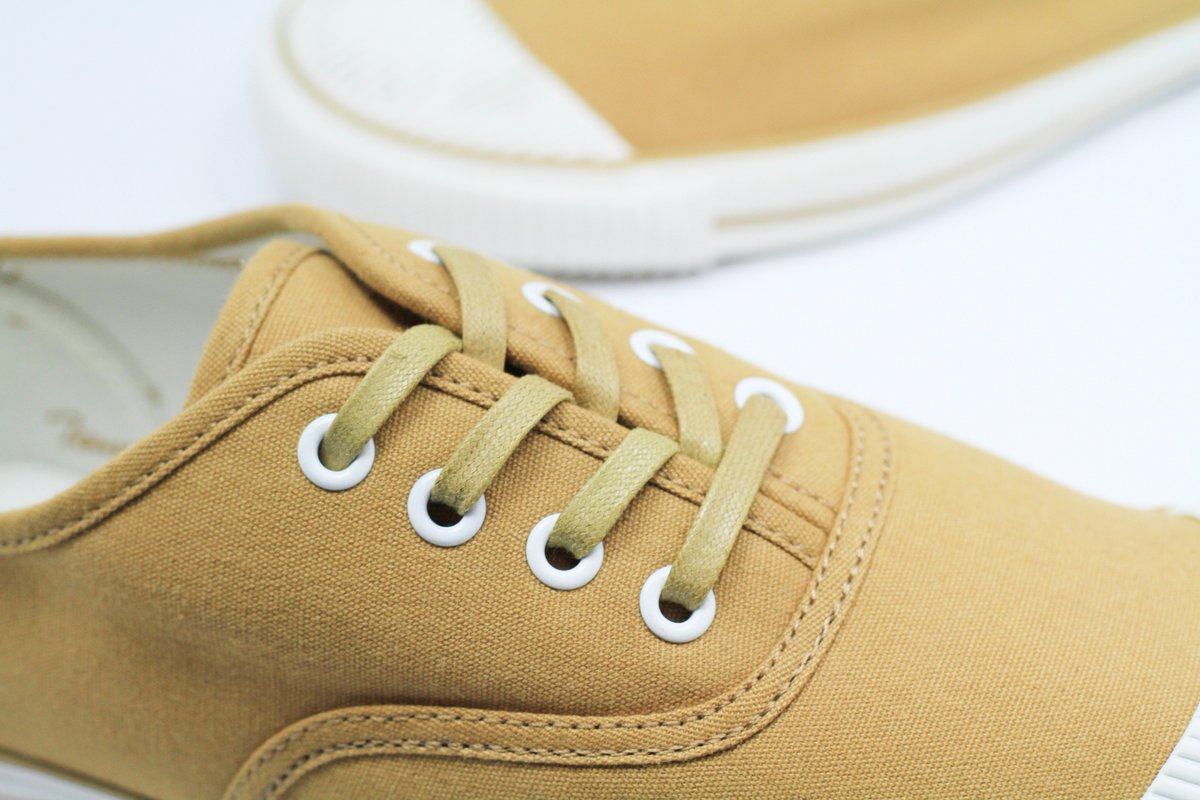 8ca43985a9a9b0 Brand New Bata Tennis. Autumn Winter 2017 Collection. Classic Camel Canvas  Low-Top  BataTennis  BataHeritage  Sneakerspic.twitter.com 2AYs56UL4R