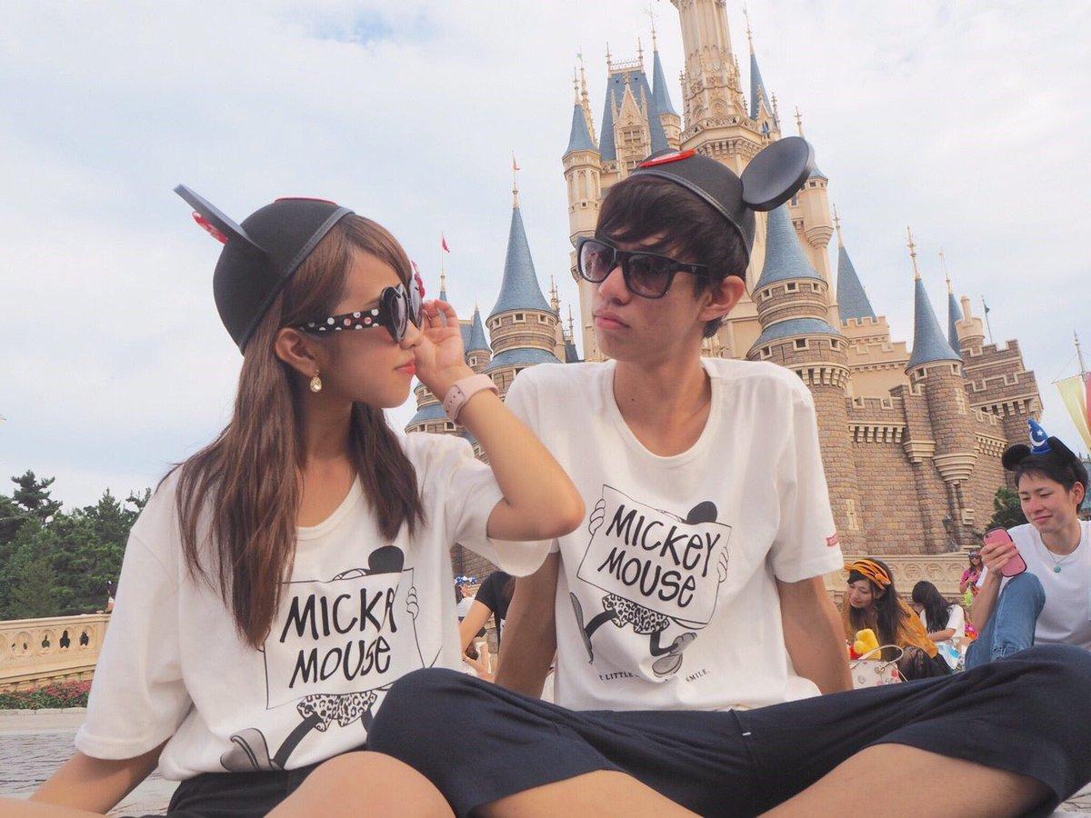 """mizuto+ on twitter: """"今年の夏休み旅行はディズニー! ディズニーは"""