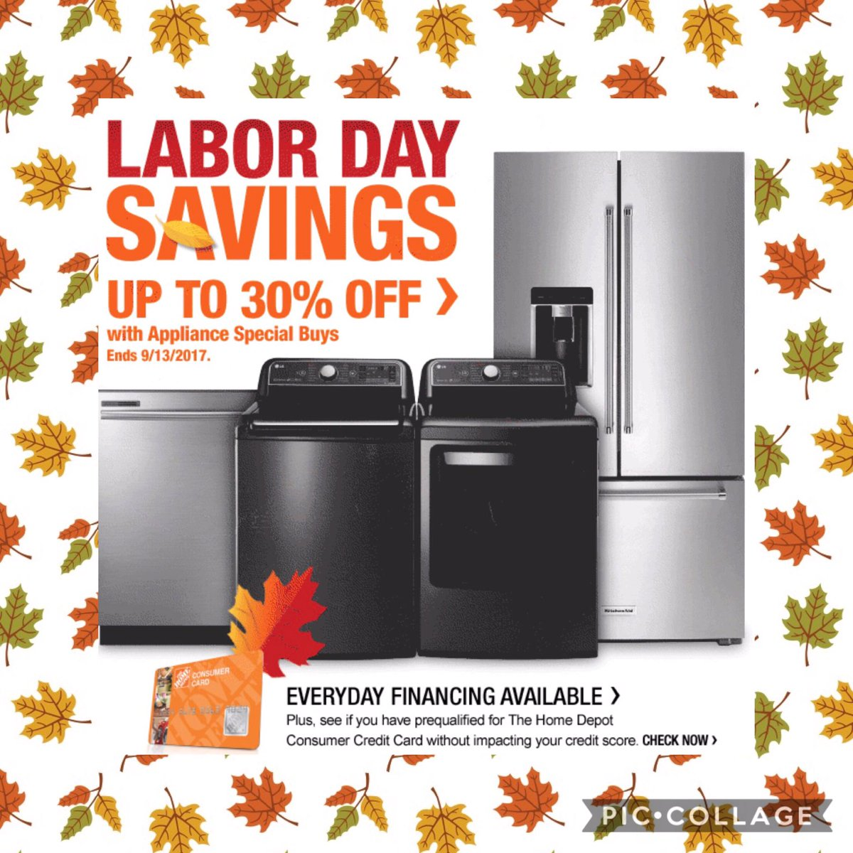 Home Depot Amarillo On Twitter Labor Day Is Here Savings