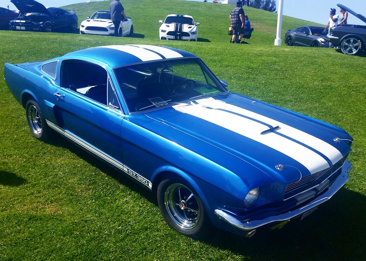 Classic industries parts throwbackthursday to ponies at the pike 1966 mustang fastback gt350 californiamustang
