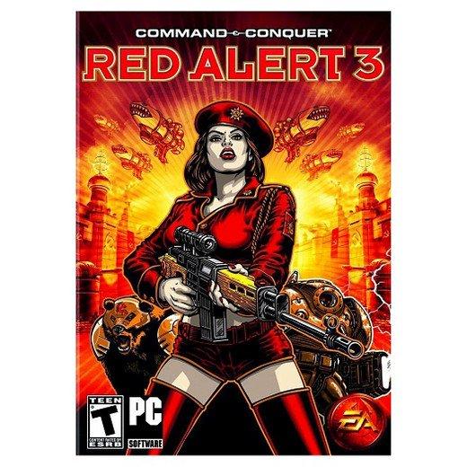 red alert 4 через торрент