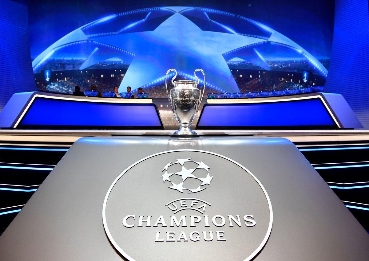 Sorteggio Champions: Juventus-Barcellona, Napoli-Man City, Roma-Chelsea e Atletico