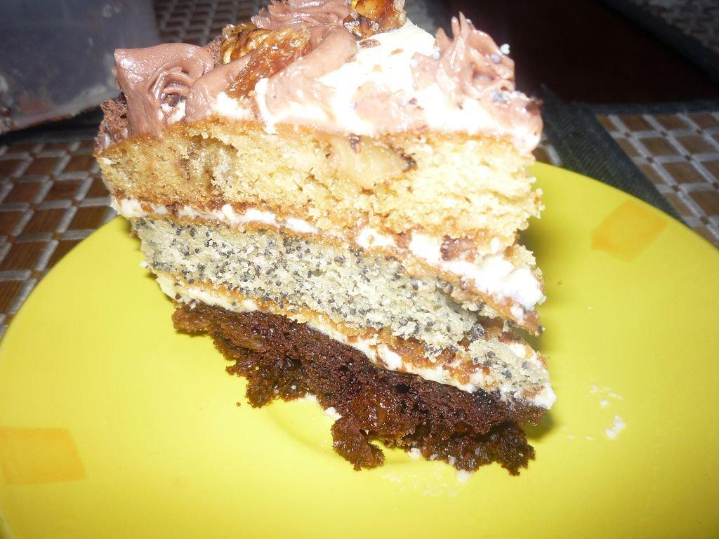 Рецепты выпечка торты