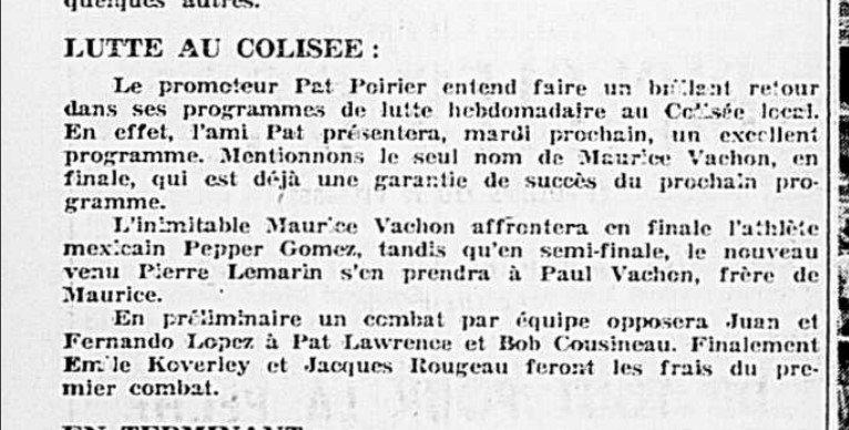"""টুইটারে tentaQ4: """"La Presse (M..."""