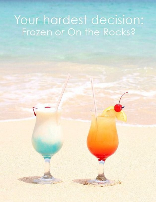 At Alegria Boutique Hotel you dont have to choose! #cocktails #onthebeach #getaway #sun #ocean #sxm #alegriaboutiquehotel #sintmaarten