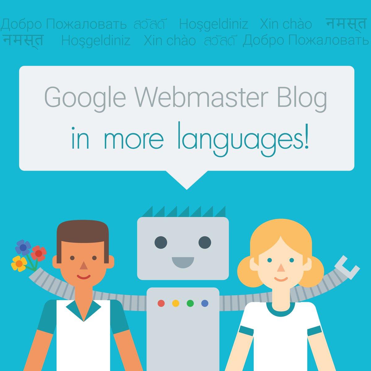 google webmasters googlewmc twitter