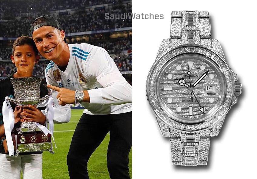 بالأرقام| لن تصدق أسعار الساعات التي يرتديها المشاهير.. أحدهم يرتدي ساعة ثمنها تخطى الملايين
