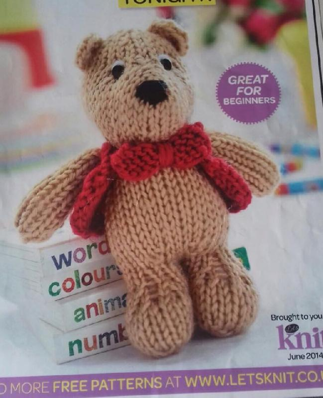 Lost Teddy Bear On Twitter Lost Lost Hand Knitted Bear Lo