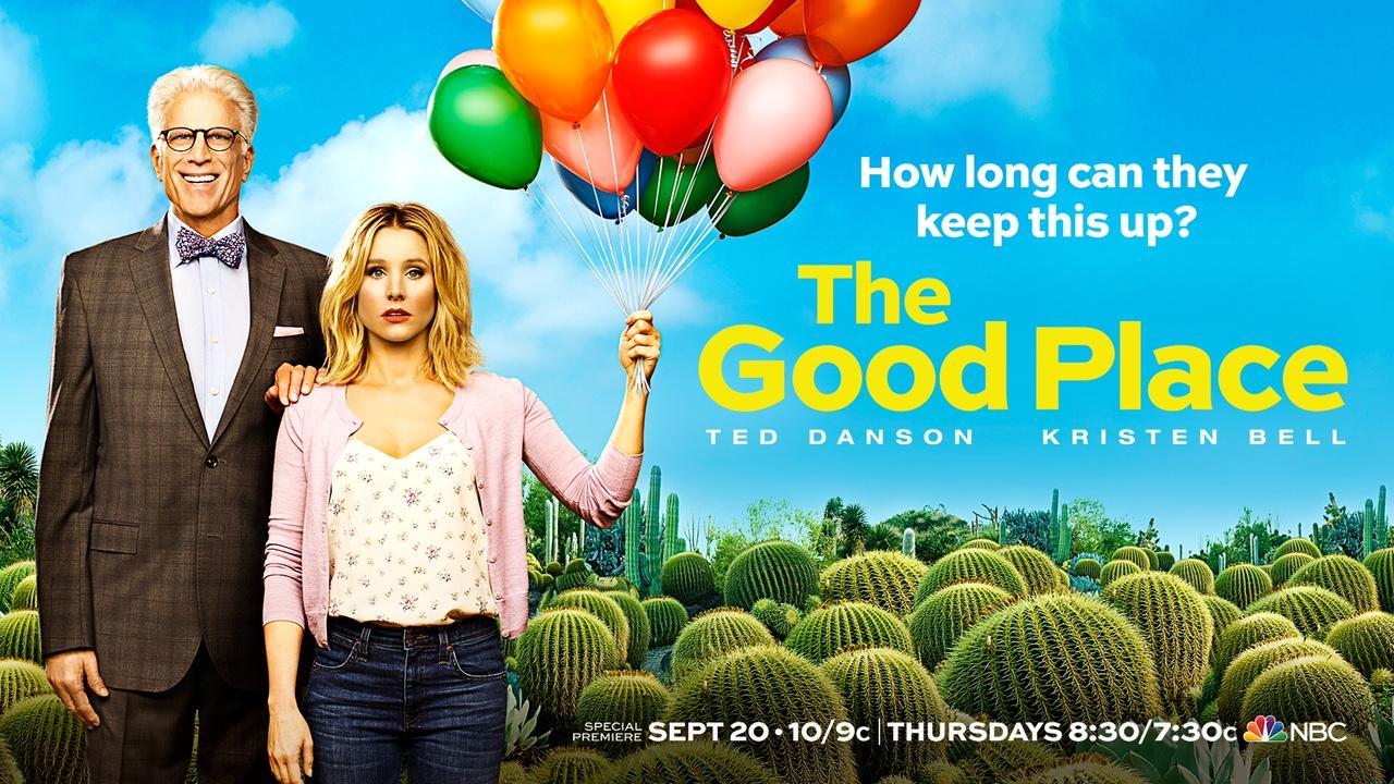 Resultado de imagem para The Good Place posters season 2