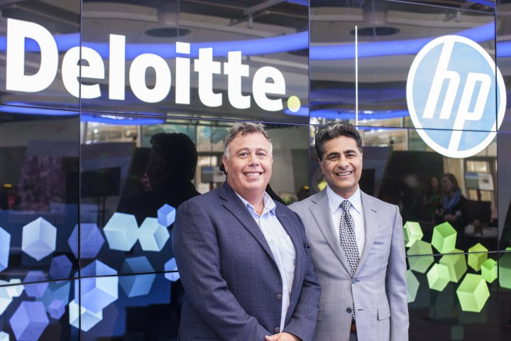 Why HP Inc. and Deloitte Are Going Big on 3D Printing https://t.co/hzaxAvK9Le