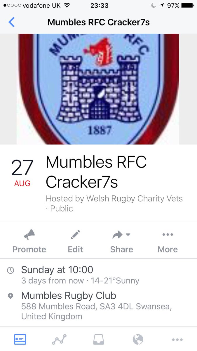 @Mumbles_RFC #Cracker7s wknd. Boys can&#39;t wait. RT for chance to win signed Top. Cum support us #Charity #RugbyFamily #socksdown <br>http://pic.twitter.com/LEdqA1BQjf