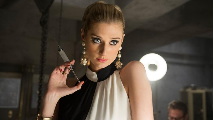 Happy Birthday to the one and only Elizabeth Debicki!!!