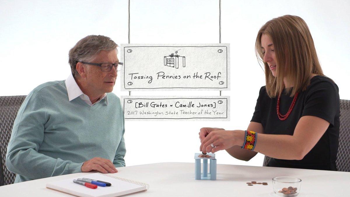 , Bill Gates: Bagiku, 5 Orang Ini Adalah Pahlawan dan Inspirator