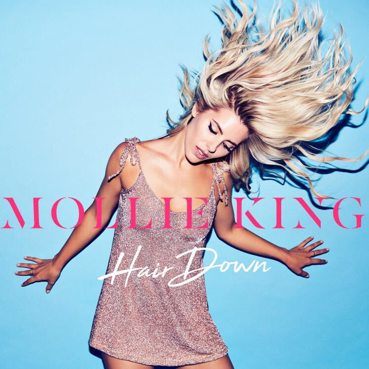 "Mollie King (The Saturdays) >> single ""Hair Down"" - Página 5 DIBEROtXkAEAkoS"