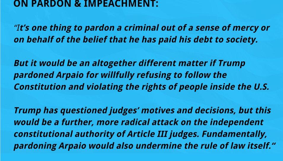 Image result for arpaio constitution