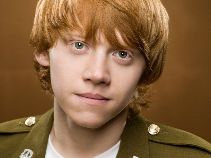 Today\s birthday marks our favorite ginger wizard Rupert Grint. Happy birthday