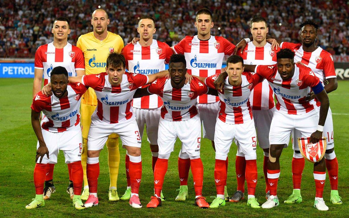 The boys. We're here, @EuropaLeague! #FK...