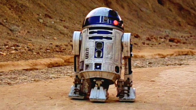 In Memoriam of the late Kenny Baker. Happy Birthday and RIP.
