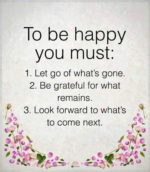 Stay Happy!