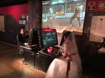 Couple marry in Japanese arcade, then have 'matrimonial fight' in Tekken https://t.co/pz1pHpwirn https://t.co/uDlNQiI8vc