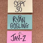 Season 43 premieres on September 30 with @RyanGosling and JAY-Z! #SNL