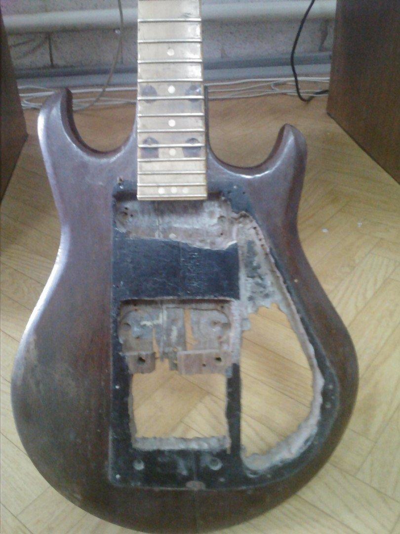 реставрация гитары своими руками фото животные безошибочно определяют