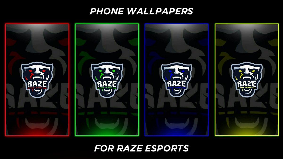 New Phone Wallpapers For RaZe ESportsCRpictwitter PMnyXo4kNa