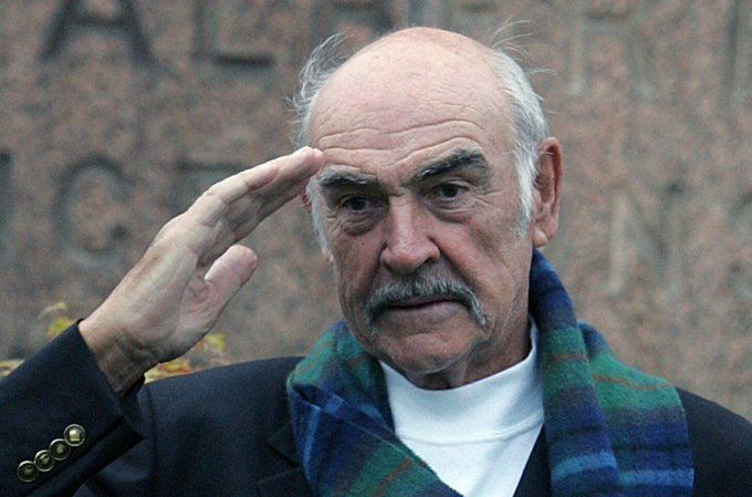 August 25th happy birthday SEAN CONNERY