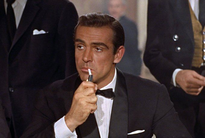 Happy Birthday to Sean Connery, who turns 87 today!