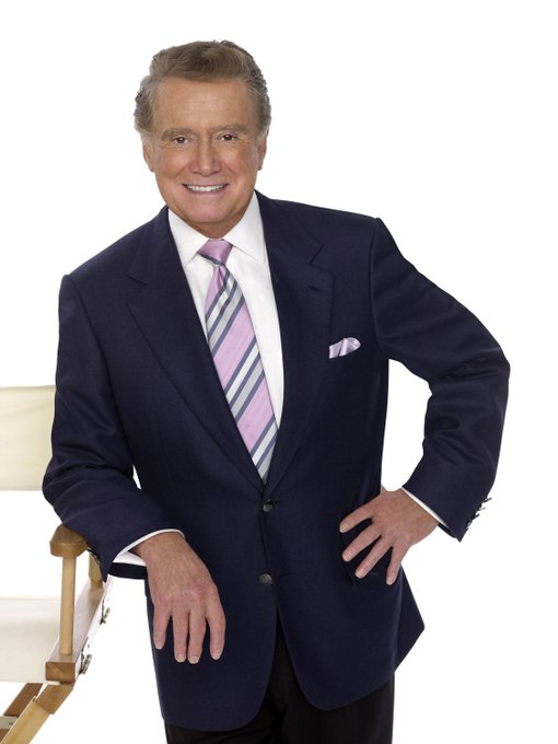 Happy Birthday to Regis Philbin who turns 86 today!