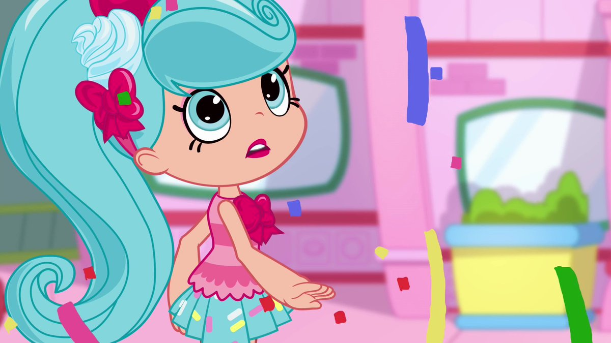 Teaser Trailer On Twitter Shopkins World Vacation