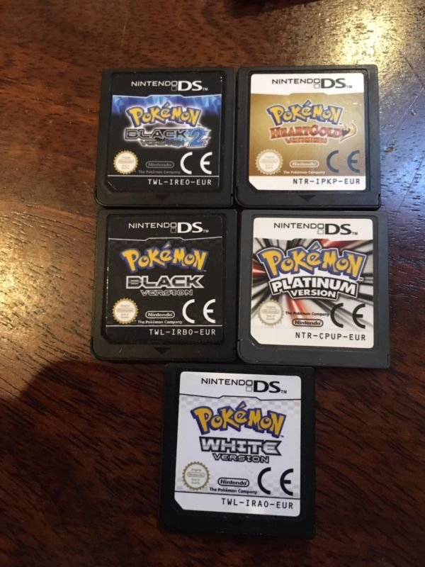 Games for ds