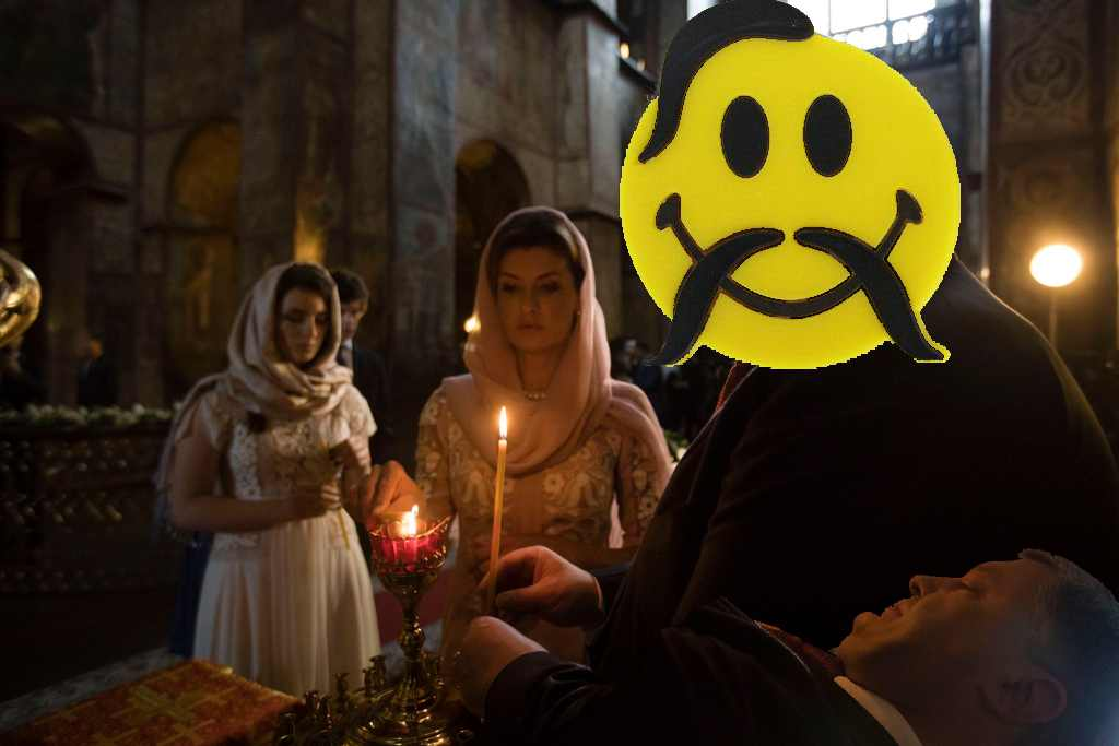Порошенко с семьей принял участие в молитве за Украину - Цензор.НЕТ 3339