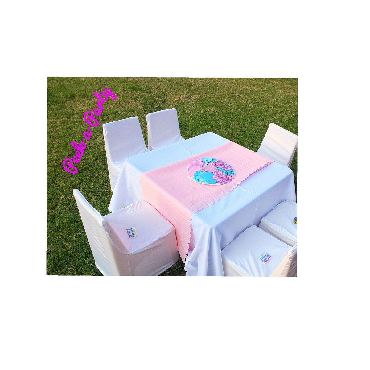 Peek A Party On Twitter Princess Party Planning Decor