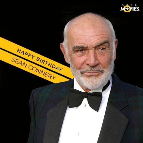 Happy birthday to the original gentleman spy, the legendary Sean Connery!