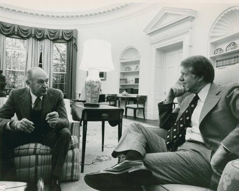 As his secretary of Interior, Cecil Andrus helped President Jimmy Carter pass the landmark Alaska Lands Bill https://t.co/KKoWEBrzb3