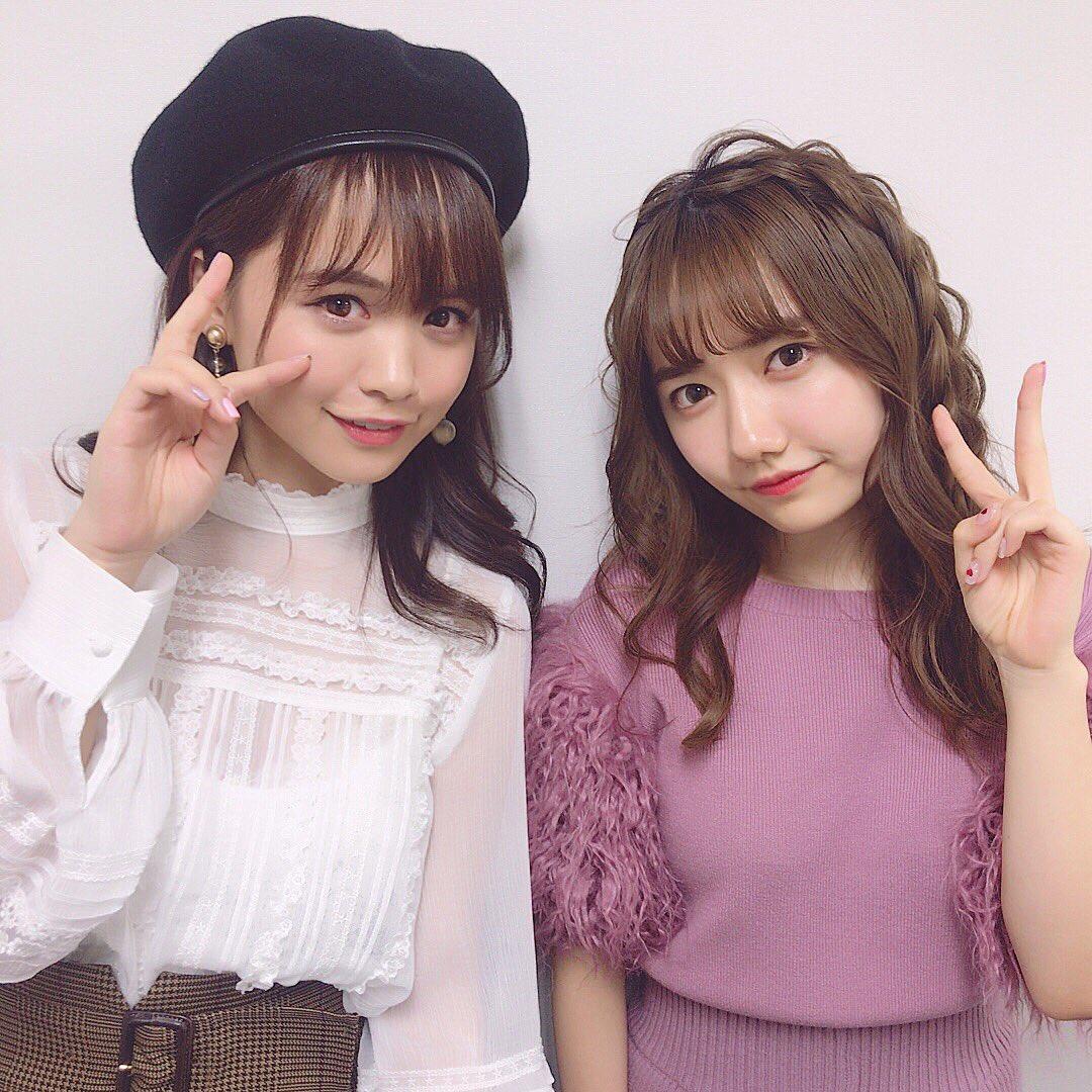 菅本裕子と椎木里佳