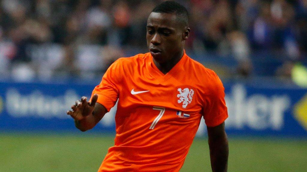 Гол Промеса помог сборной Голландии разгромить Люксембург (Видео)