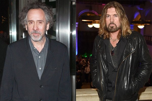 August 25: Happy Birthday Tim Burton and Billy Ray Cyrus